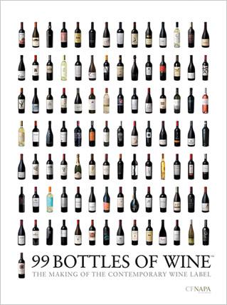 99 Bottles By CF Napa Brand Design